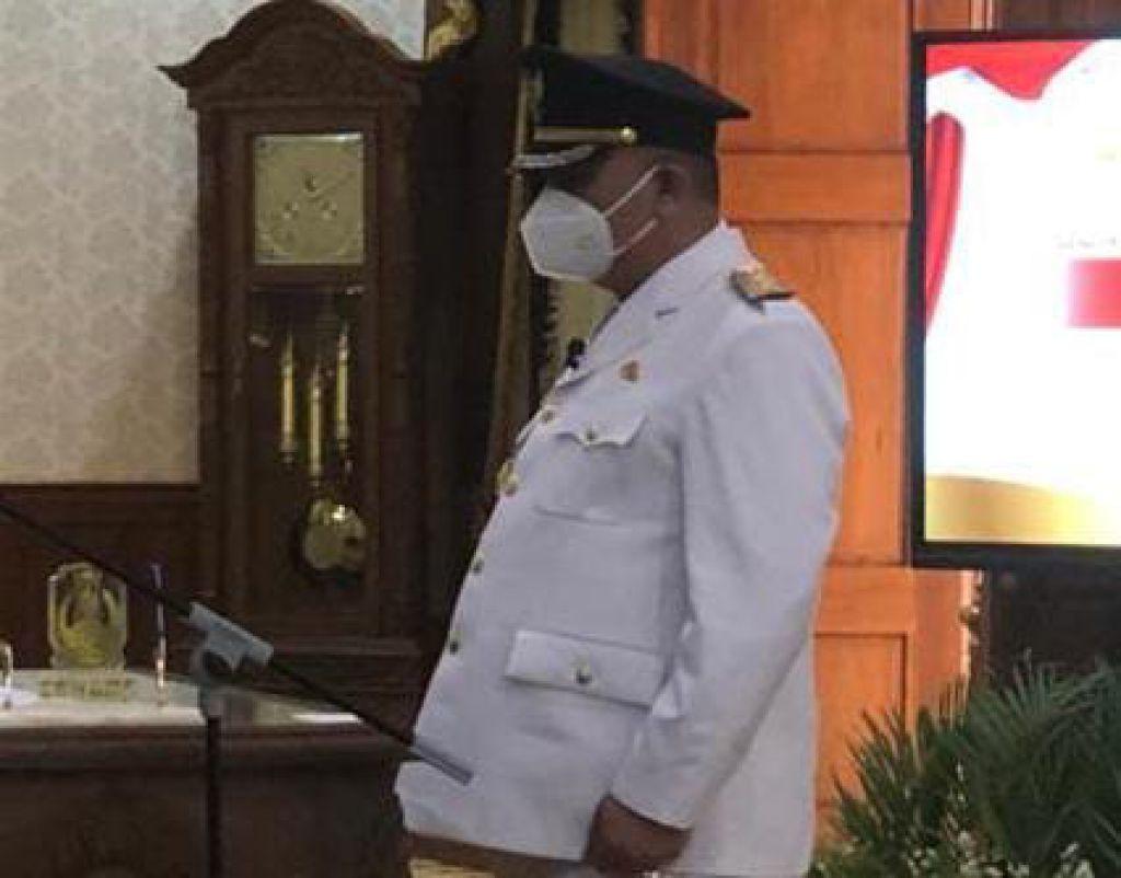 Hari Ini, DPRD Surabaya Bahas Pemberhentian Whisnu Sakti Sebagai Walikota