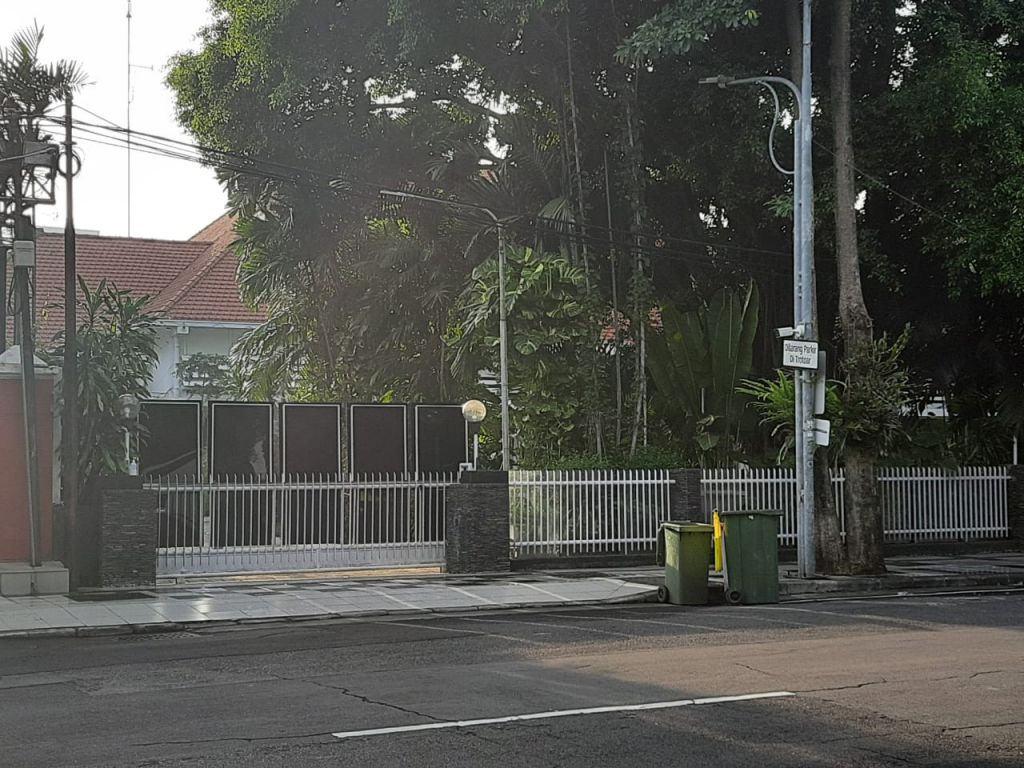 Whisnu Sakti Belum Tempati Rumah Dinas Walikota Surabaya?