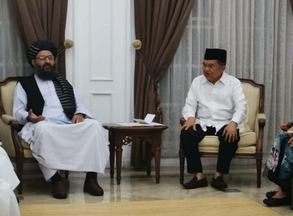Upaya Diplomasi Internasional Taliban Hingga ke Indonesia