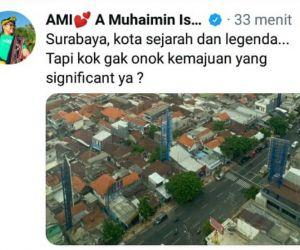 Cuitan 'Pedas' Cak Imin Soal Surabaya