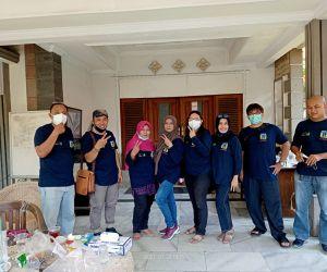 Alumni SMPN 2 Surabaya Adakan, Qurban dan Shodaqoh Idul Adha 1442 H