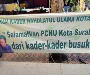 Forum Kader NU Surabaya Desak PWNU Jatim dan PBNU Bekukan Kepengurusan PCNU Surabaya