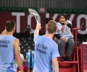 Bonek, Ini Pesan Ibu Guru SD Wasit Olimpiade Tokyo