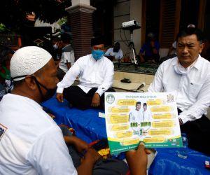 HPSB Jamin Tidak Ada 1 Suara pun untuk Paslon BHS-M Taufiqulbar yang Hilang di TPS
