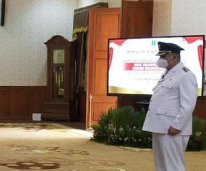 Whisnu Sakti Dilantik Walikota, PDIP: Beliau Pasti Berikan yang Terbaik untuk Surabaya