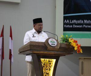 Ketua DPD RI: Batalkan Baju Dinas Branded, Ganti Merek Lokal