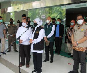 Gubernur Jawa Timur Apresiasi Pelaksanaan Vaksin Oleh KAUJE