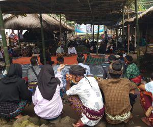 Laskar Sasak Gelar Doa Bersama Tolak Balak di Sembalun Lombok Timur