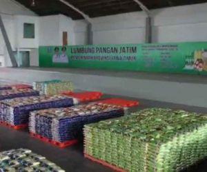 Belanja Sembako di Lumbung Pangan Jatim Kini Bisa Bayar di Tempat