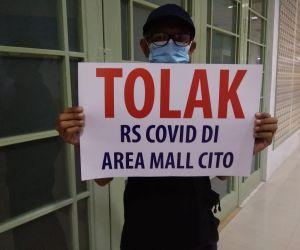 Dengar Pendapat RS Siloam di City Of Tomorrow Surabaya Batal, Ada Apa ?