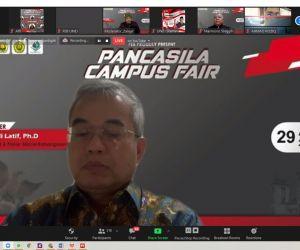 FEB Universitas Jember Tegaskan sebagai Kampus Pancasila