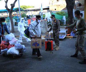 Bertambah 132 Orang, Pasien Covid-19 di Surabaya yang Sembuh Jadi 742