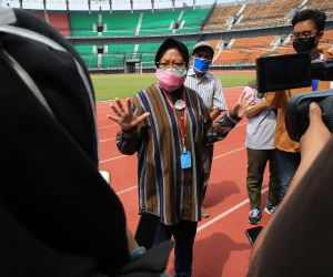 Wali Kota Risma Usulkan PSBB di Surabaya Tak Diperpanjang