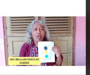 Video Parodi Virus Covid-19 Bikin Orang Jadi Buta Warna